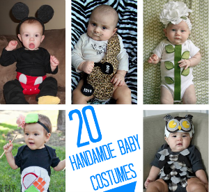 handamde baby costumes ...  sc 1 st  Really Awesome Costumes & 20 Handmade baby costumes - Really Awesome Costumes