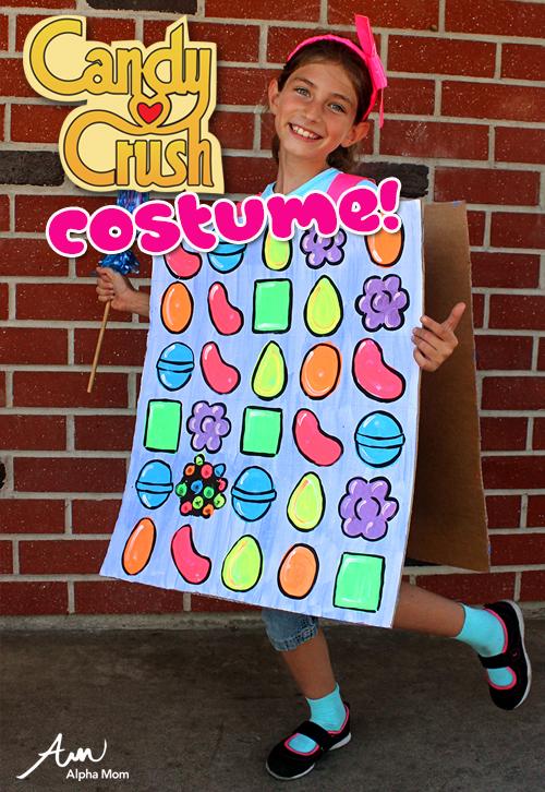Candy Crush Halloween Costumes