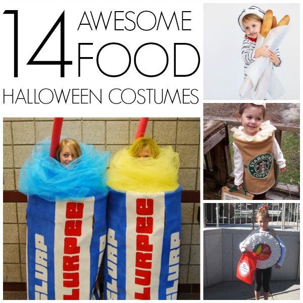 14 Awesome food related Halloween costumes