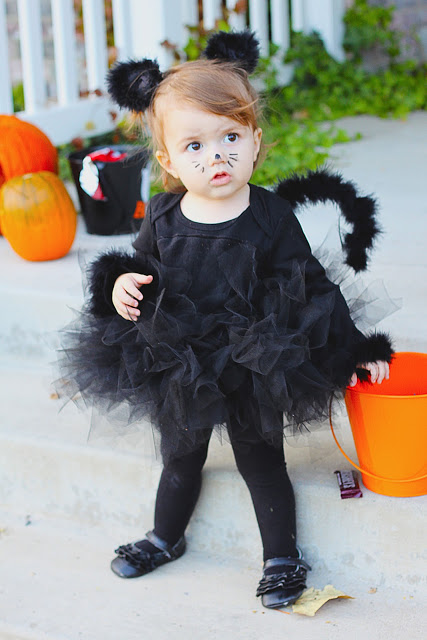 KIDS: DIY black cat costume - Really Awesome Costumes