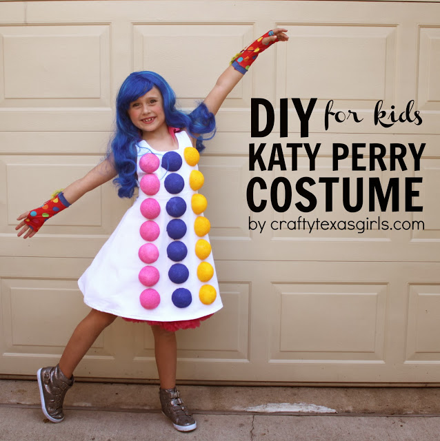 KIDS: DIY Kate Perry costume - Really Awesome Costumes