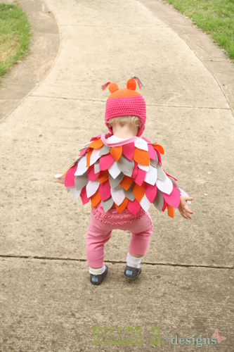 DIY Owl Costume : owl costume wings  - Germanpascual.Com